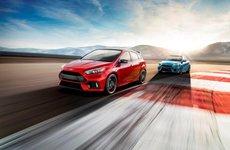 Ford Focus RS 2018 tăng giá 5.000 USD so với thế hệ cũ