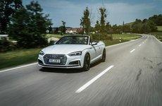 Audi S5 Cabriolet độ mạnh hơn 450 mã lực nhờ tay ABT