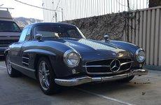 Mercedes 300 SL phiên bản 'nhái' với giá hơn 3 tỷ