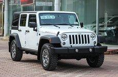 Jeep Wrangler Unlimited 2017 về Việt Nam, hét giá tới 185.000 USD
