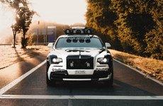 Đem Rolls-Royce Wraith đi độ thành quái vật 810 mã lực độc nhất vô nhị