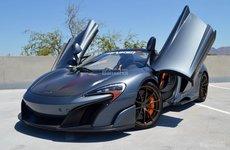 Đi tìm điểm 'đáng tiền' trên McLaren 675LT Spider giá hơn 11 tỷ đồng