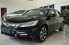 Đánh giá xe Honda Accord 2017