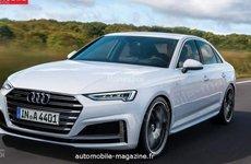Audi A4 facelift 2019 lộ diện với kiểu dáng thể thao hơn
