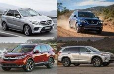 Đâu là những xe SUV chạy đường trường tốt nhất năm 2017?
