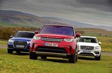 Đâu là 3 lựa chọn SUV tốt nhất hiện nay?