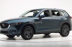 Mazda CX-5 2017 nhận giải an toàn Top Safety Pick+ của IIHS