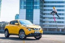 Nissan Juke Envy bản đặc biệt chốt giá từ 566 triệu đồng tại Anh