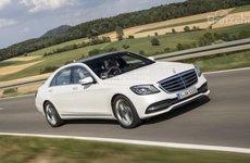 Mercedes-Benz S-Class facelift thêm nhiều tùy chọn động cơ mới