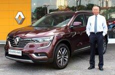 Renault Koleos 2017 mở bán ở Đông Nam Á, giá từ 1 tỷ đồng