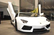 Cơ hội tham gia sự kiện tại Thụy Sĩ khi đặt mua xe hơi Lamborghini
