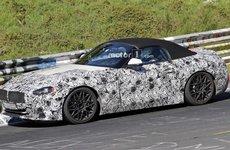 Thêm hình ảnh mới nhất BMW Z4 2018 trên đường thử nghiệm