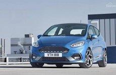 Ford Fiesta sẽ không được bán tại Mỹ kể từ đời 2018