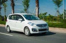 Đánh giá xe Suzuki Ertiga 2017