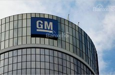 Quý II/2017, lợi nhuận ròng của GM giảm 42%