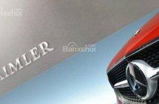 Quý II/2017, lợi nhuận của Daimler tăng nhẹ