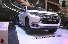 Mitsubishi đang là ẩn số tại VMS 2017