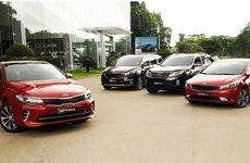 Kia, Mazda, Peugeot: Giá niêm yết hạ, giá thực tế tăng từ 1/8