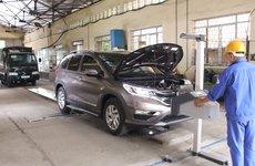 Danh sách bộ phận xe ô tô cần kiểm tra kỹ lưỡng trước khi đăng kiểm