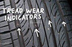 Đâu là thời điểm cần thay mới lốp xe ô tô?