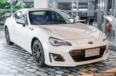 Subaru BRZ: Xe thể thao giá chỉ từ 793 triệu đồng