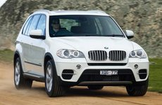 Hơn 21.000 xe BMW X5, X6 bị triệu hồi do lỗi túi khí Takata