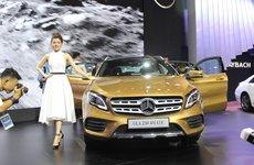 [VMS 2017] SUV hạng sang Mercedes-Benz GLA 2018 giá chỉ từ 1,6 tỷ đồng