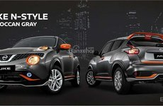 Nissan Juke N-Style Moroccan Gray có giá 1.099.000 PHP tại Philippines