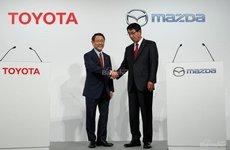 Toyota và Mazda chung tay xây dựng nhà máy mới tại Mỹ
