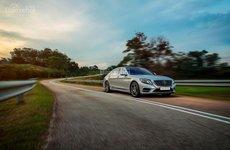 Mercedes-Benz S400h AMG Line chốt giá 3,18 tỷ đồng tại Malaysia