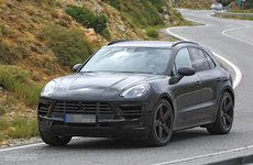 Porsche Macan 2018 sẽ có động cơ V6 mới và nội thất cải tiến