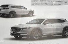 Lộ ảnh brochure Mazda CX-8 dành riêng cho thị trường Nhật Bản