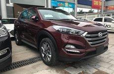 Hyundai Tucson phiên bản máy dầu CKD sắp được trình làng tại Việt Nam