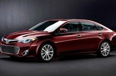 Toyota Avalon 2019 thế hệ mới sẽ được cải tiến toàn diện so với thế hệ cũ
