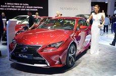 Chi tiết xế sang Lexus RC Turbo giá bán gần 3 tỷ đồng