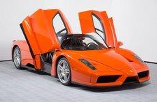 """Ferrari Enzo sắc cam """"độc nhất vô nhị"""" hét giá 3,7 triệu đô la"""