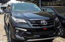 Toyota Fortuner TRD Sportivo 2017 xuất hiện trước ngày ra mắt tại Indonesia