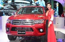 Rộ tin Toyota Hilux mới ra mắt Việt Nam vào tháng 10