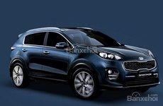 Kia Motors sẽ ra mắt mẫu xe mới nhằm cạnh tranh với Hyundai Creta tại Ấn Độ