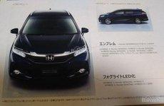 Honda City bản đa dụng wagon 2017 lộ giá bán từ 350 triệu đồng tại Nhật