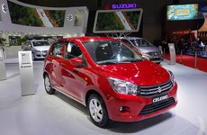 So sánh nhanh bộ 3 xe giá rẻ Suzuki Celerio, Toyota Wigo và Kia Morning