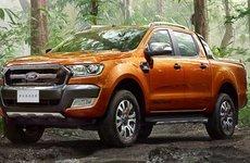 Ford Ranger: 'Ông vua' bán tải giảm giá khủng trong tháng 8