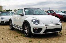 'Con bọ' Volkswagen Beetle Dune 2017 lần đầu tiên xuất hiện ở Việt Nam