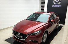 Giảm lần 3 trong tháng 8, giá xe ô tô Mazda lập đáy mới