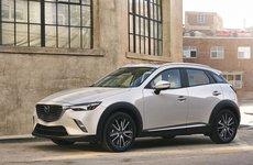 Mazda CX-3 2018 công bố giá bán từ 457 triệu đồng