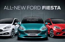 Đánh giá xe Ford Fiesta 2018 thế hệ mới nhất