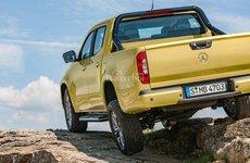 BMW đánh giá mẫu bán tải Mercedes X-Class gây thất vọng