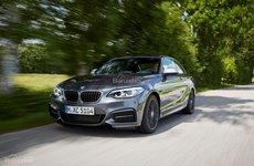 BMW 2-Series Coupe thế hệ hoàn toàn mới sẽ vẫn giữ dẫn động RWD