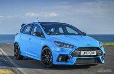 Ford Focus RS Edition lên kệ với giá 1,08 tỷ đồng