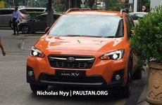 Subaru XV mới lộ diện tại Malaysia, sẽ về thị trường Việt Nam?